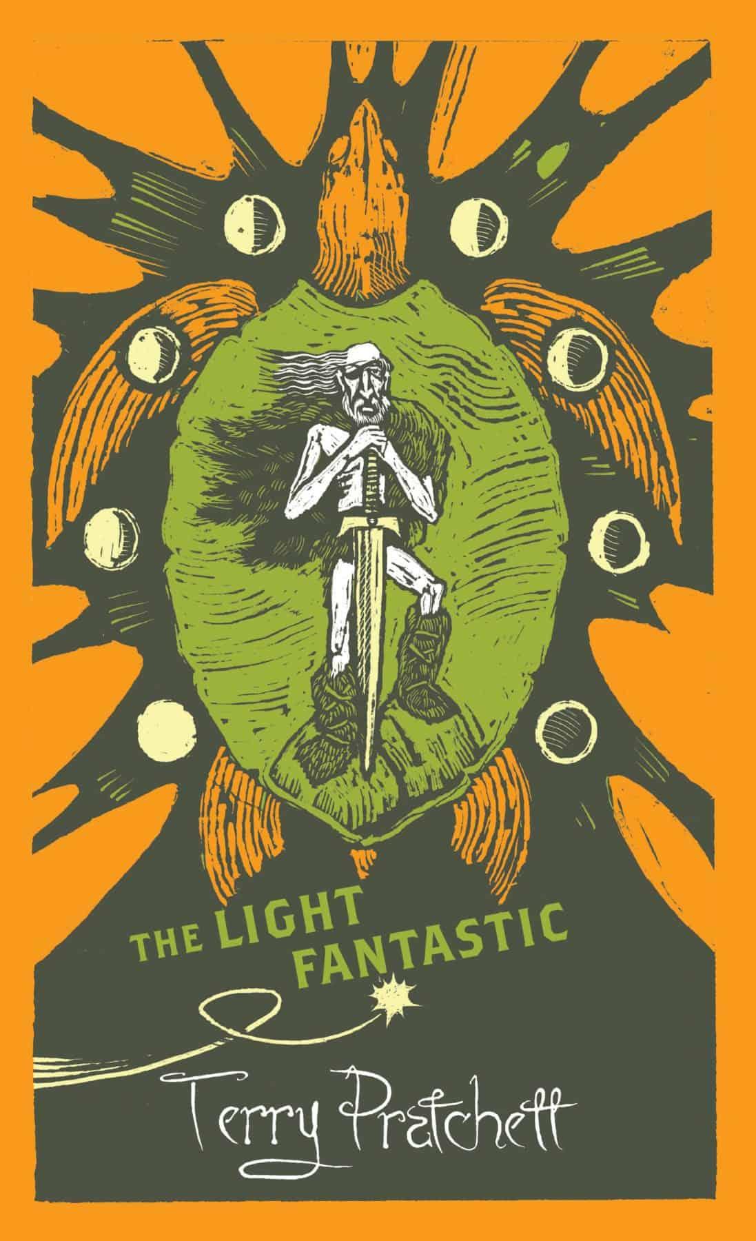 Discworld Series Review: The Light Fantastic (Terry Pratchett)