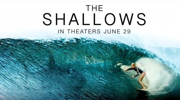 Horror Movie Review: The Shallows (2016)