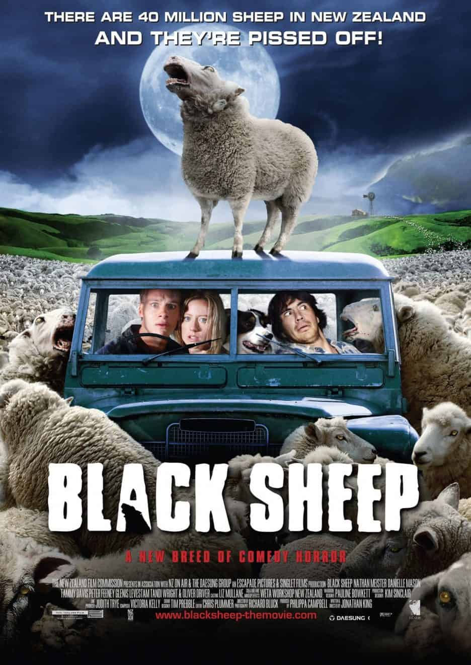 Horror Movie Review: Black Sheep (2006)