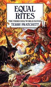Discworld Series Review: Equal Rites (Terry Pratchett)