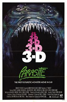 Horror Movie Review: Parasite (1982)