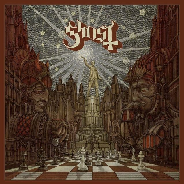 EP Review: Ghost – Popestar (Loma Vista Recordings)