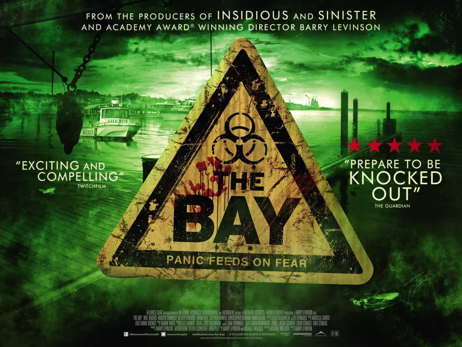 Horror Movie Review: The Bay (2012)