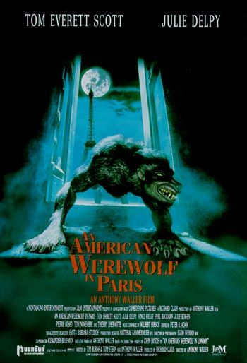 Horror Movie Review: An American Werewolf in Paris (1997)