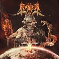 Album Review: Fornicus – Hymns of Dominion (Negative Earth Records)