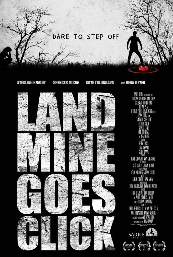 Horror Movie Review: Landmine Goes Click (2015)