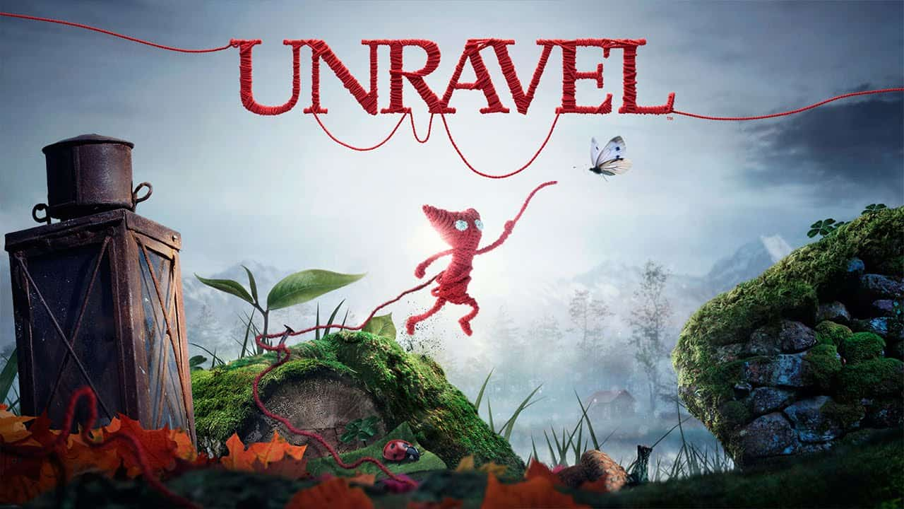 Game Review: Unravel (Xbox One)