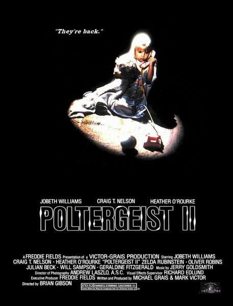Horror Movie Review: Poltergeist II – The Other Side (1986)