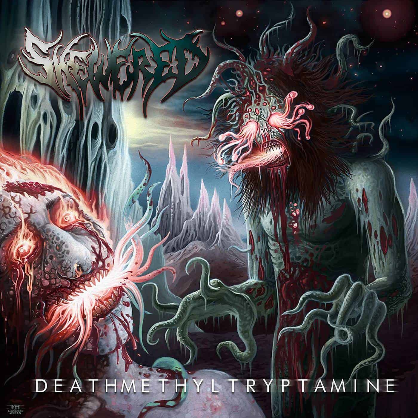 Album Review: Skewered – Deathmethyltryptamine (Stillborn Records)