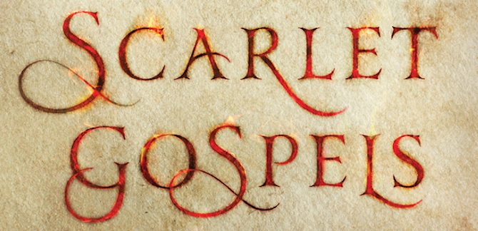 Horror Book Review: The Scarlet Gospels (Clive Barker)