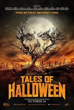 Horror Movie Review: Tales of Halloween (2015)