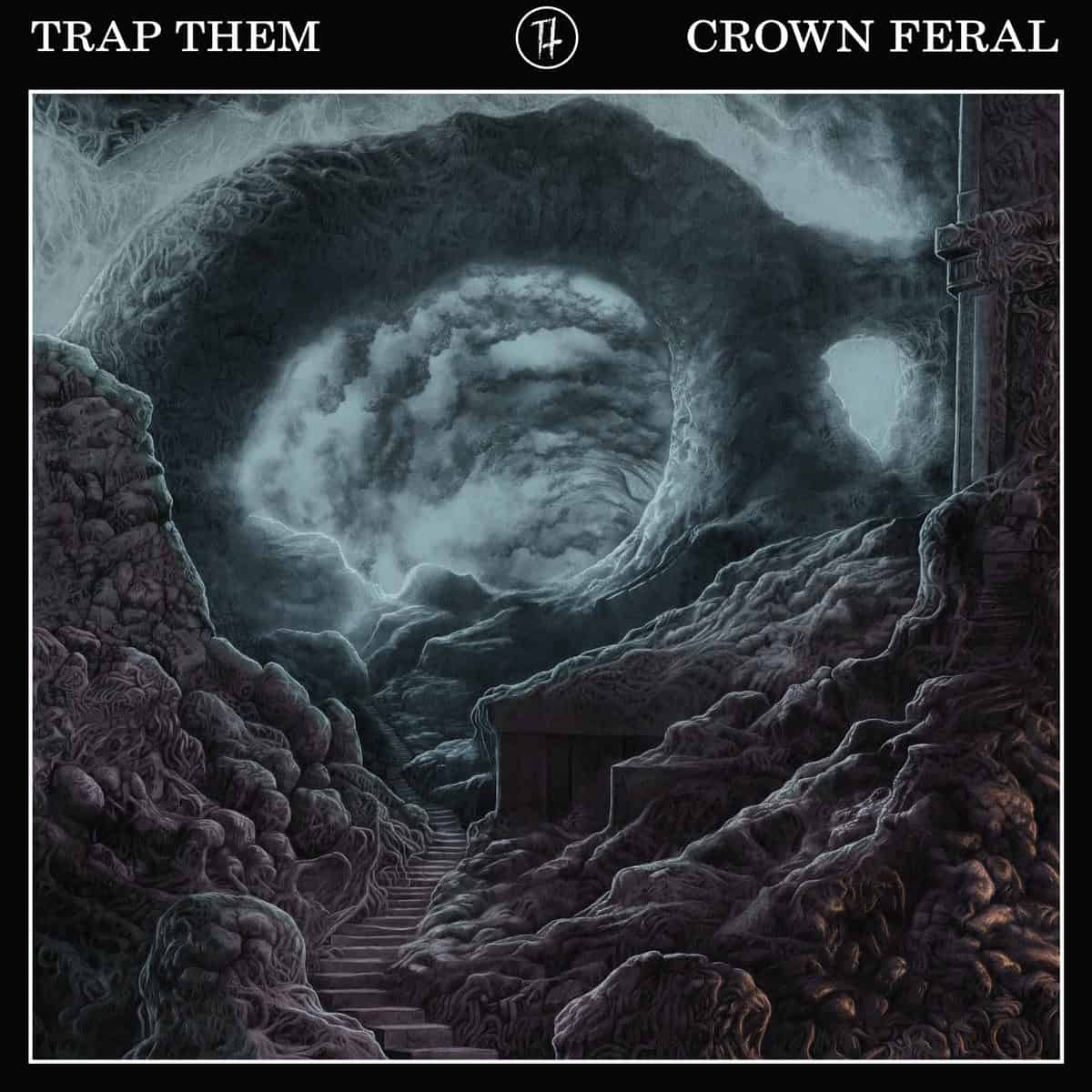 Album Review: Trap Them – Crown Feral (Prosthetic Records)