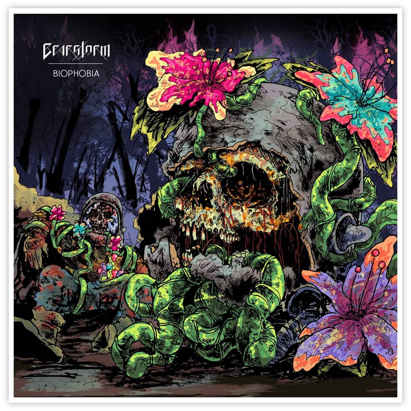 EP Review: Bearstorm – Biophobia (Grimoire Records)
