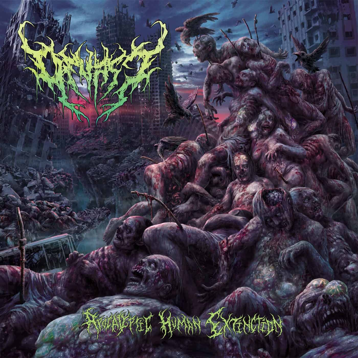Album Review: Devast – Apocalyptic Human Extinction (Gore House Productions)
