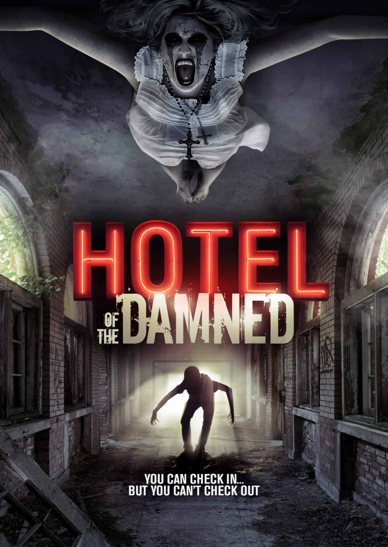 Horror Movie Review: Hotel of the Damned (2016)