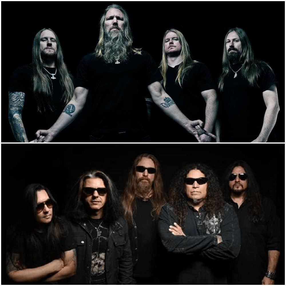 Live Review: Amon Amarth/Testament @ The Camden Roundhouse, London (04/11/16)