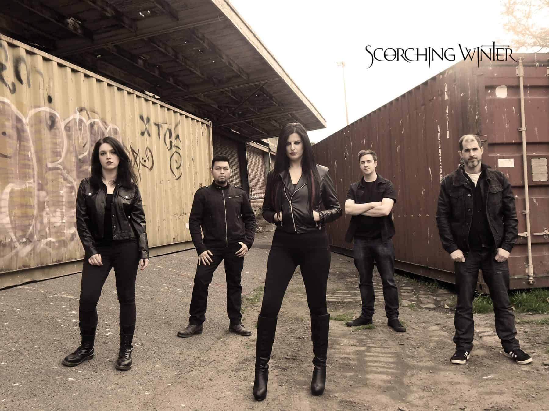 Band Interview: Scorching Winter
