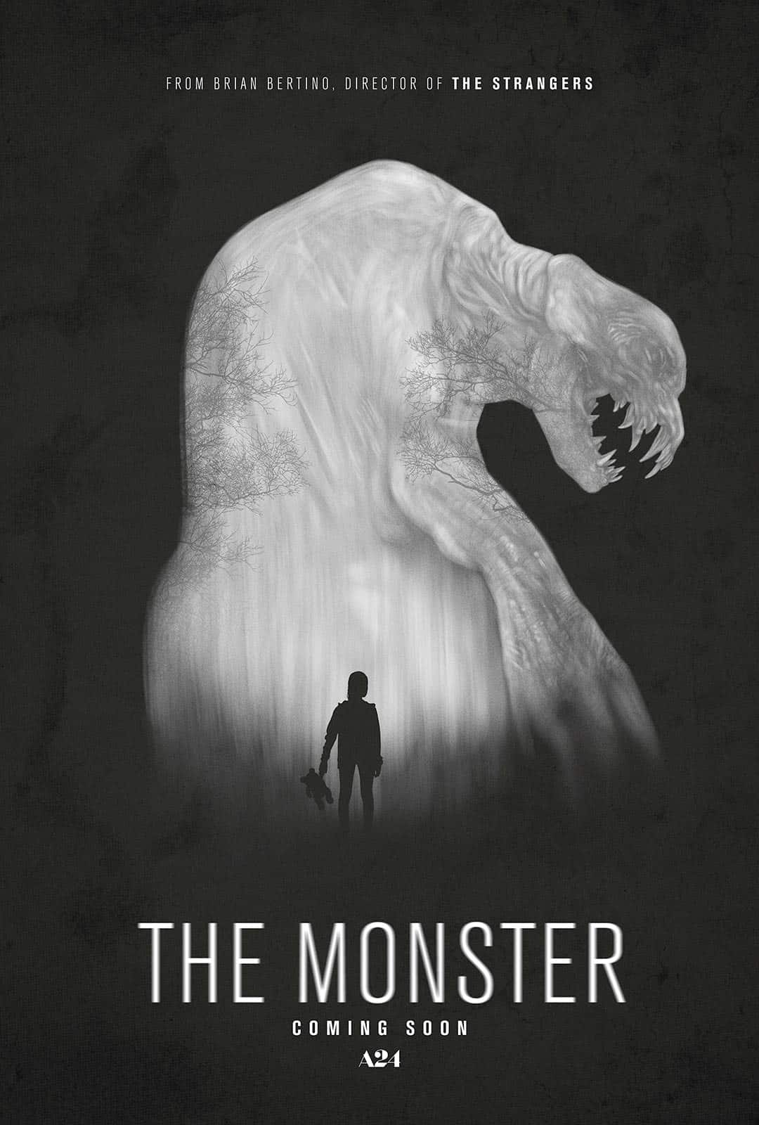 Horror Movie Review: The Monster (2016)