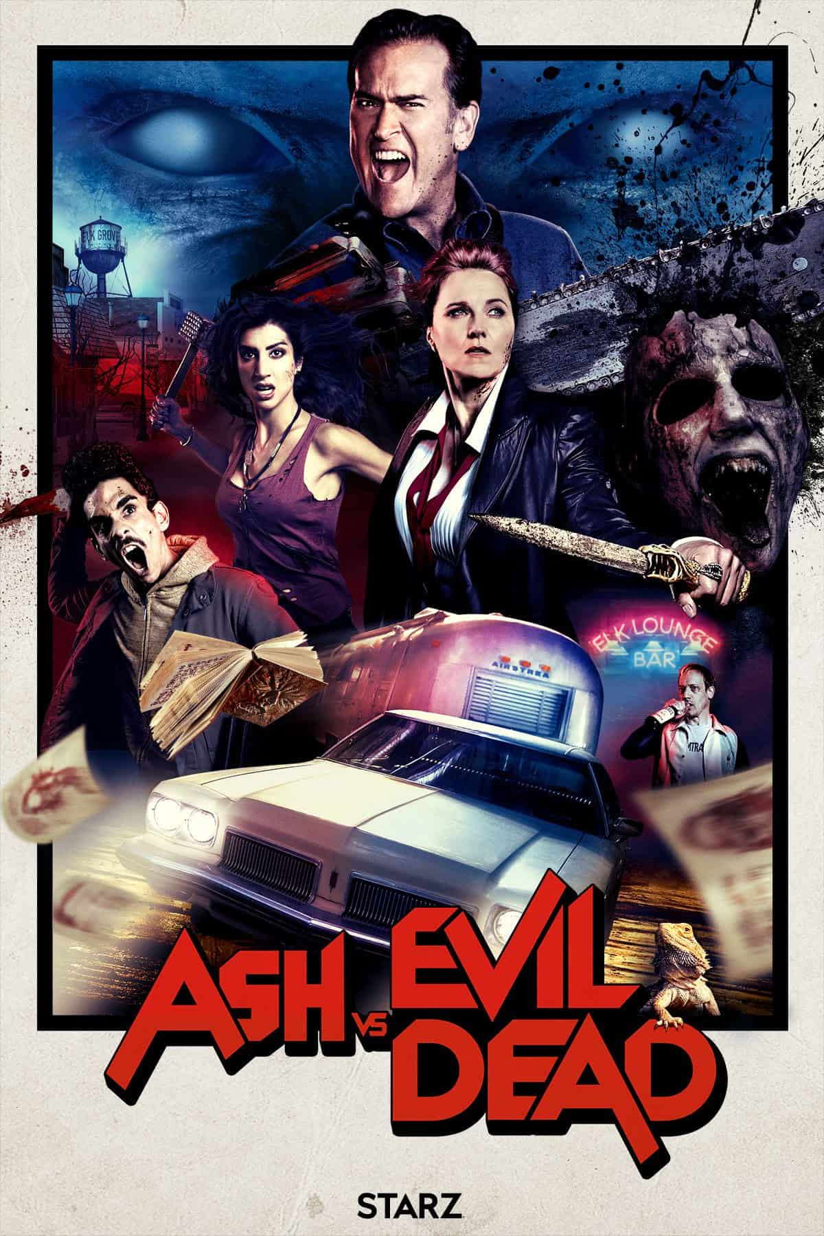 TV Series Review: Ash vs Evil Dead – Season 2