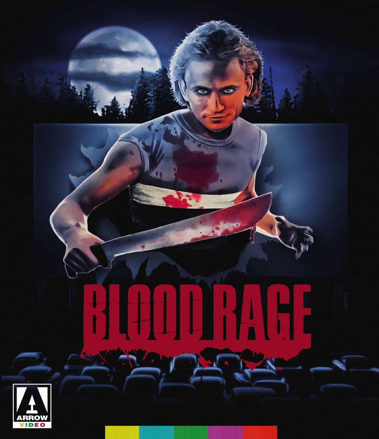 Horror Movie Review: Blood Rage (1987)