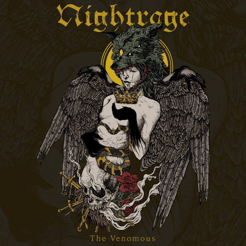 Single Slam – The Venomous by Nightrage (The Venomous)