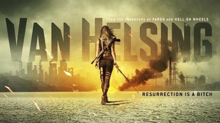 TV Series Review: Van Helsing – Season 1