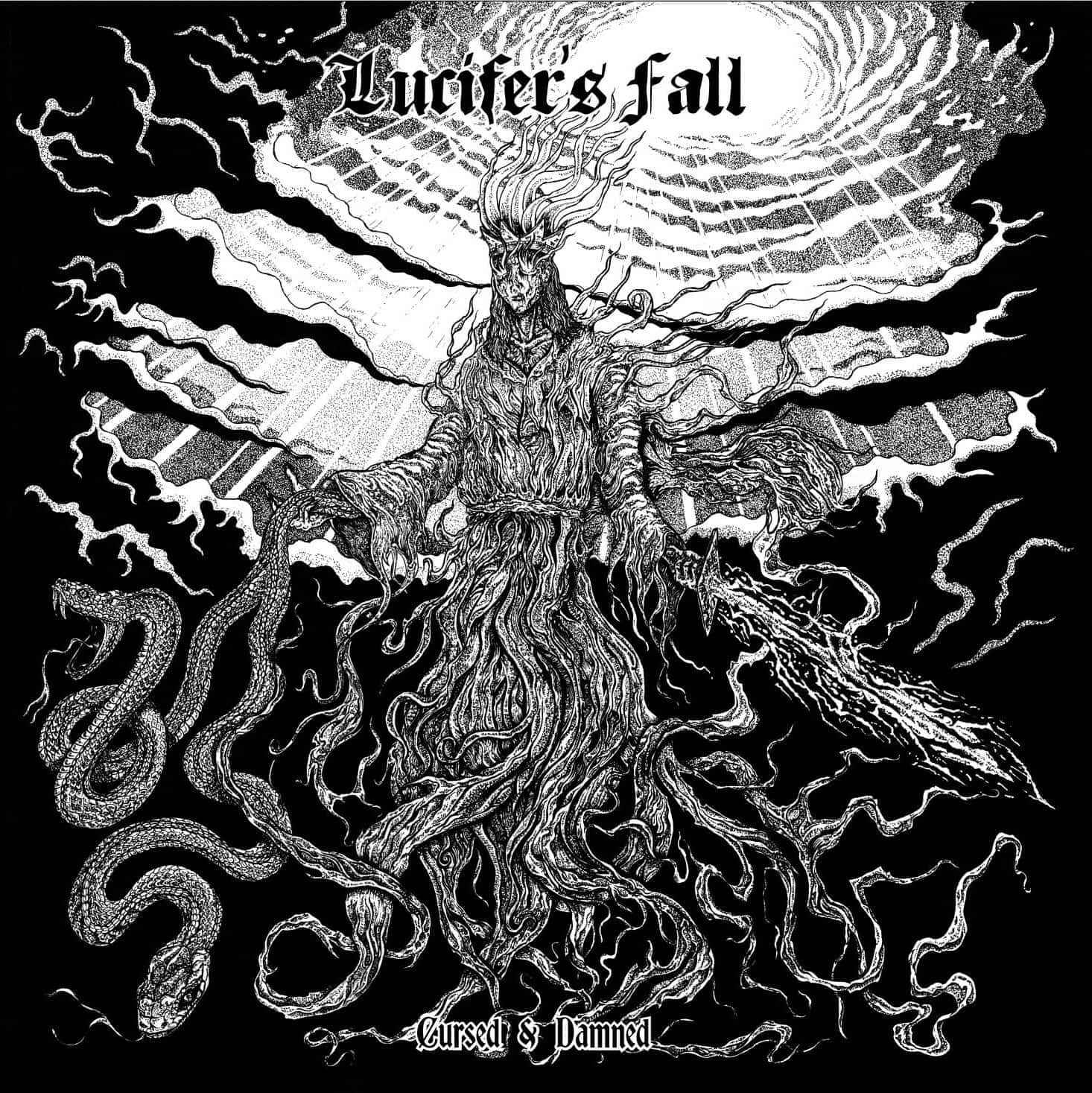 Album Review: Lucifer's Fall – Cursed & Damned (Nine Records)