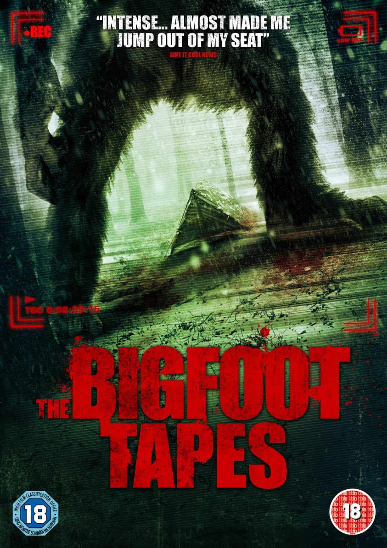 Horror Movie Review: The Bigfoot Tapes (2013)
