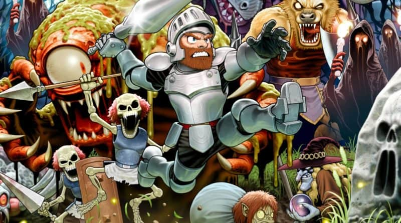 Ghosts N Goblins Main Pic