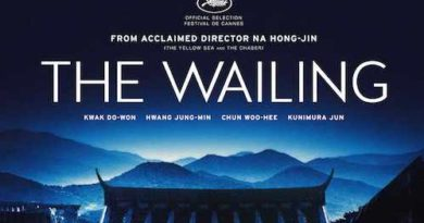 The Wailing Cover