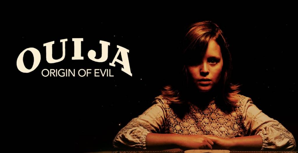 Horror Movie Review: Ouija - Origin Of Evil (2016) - Games, Brrraaains & A Head-Banging Life