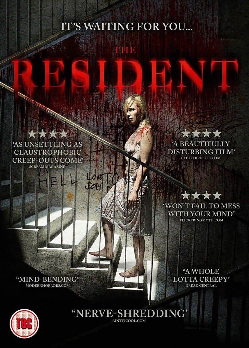 Horror Movie Review: The Resident (2015) - Games ...