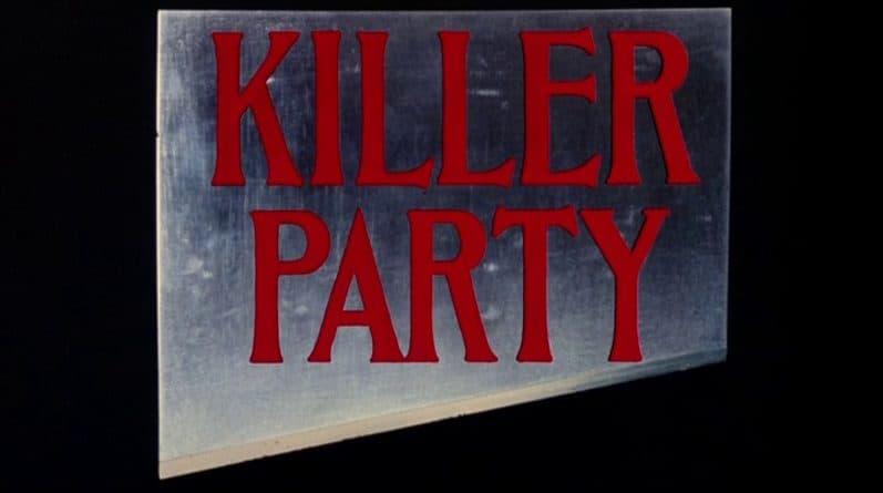 Killer Party 7