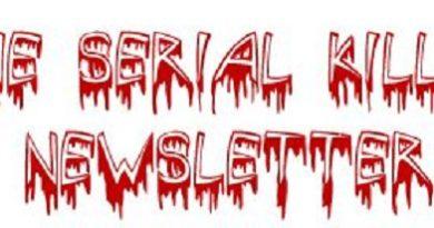 Serial Killer Newsletter
