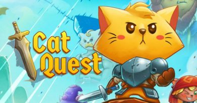 Cat Quest 1