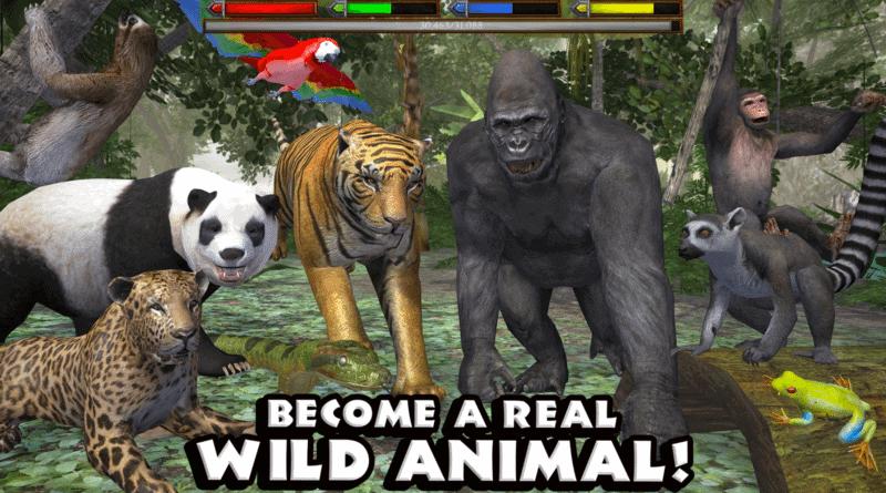 Jungle Simulator 1