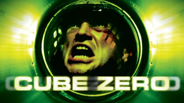 Cube Zero 1