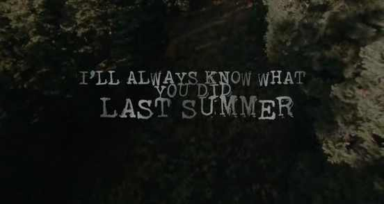 Last Summer 1