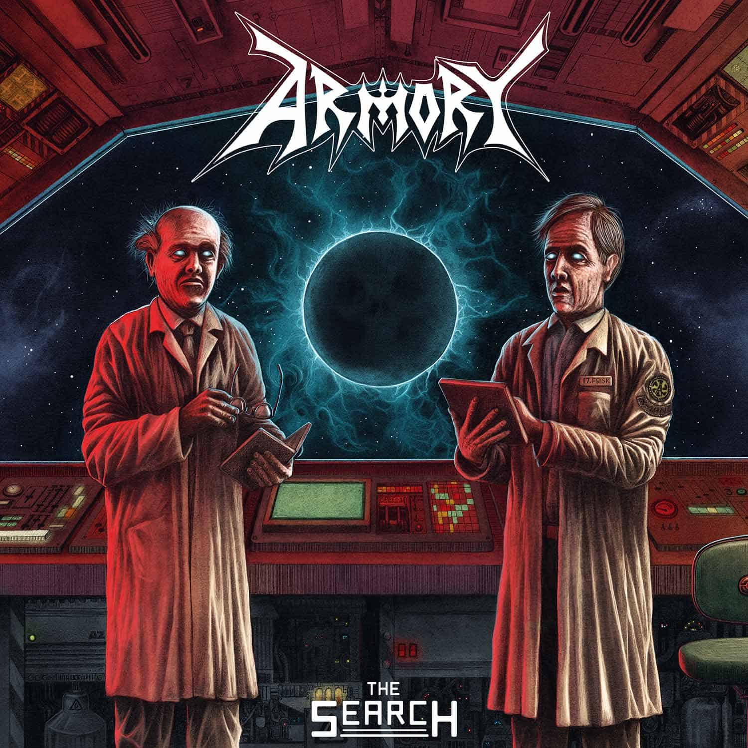 Album Review: Armory - The Search (High Roller Records ...