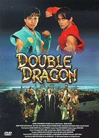 Game Movie Review Double Dragon 1994 Games Brrraaains A Head Banging Life