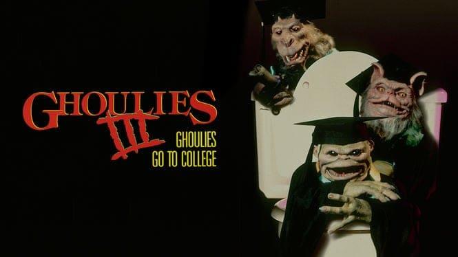 Ghoulies III 1