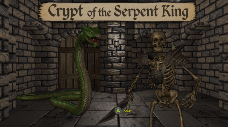 Serpent King 1