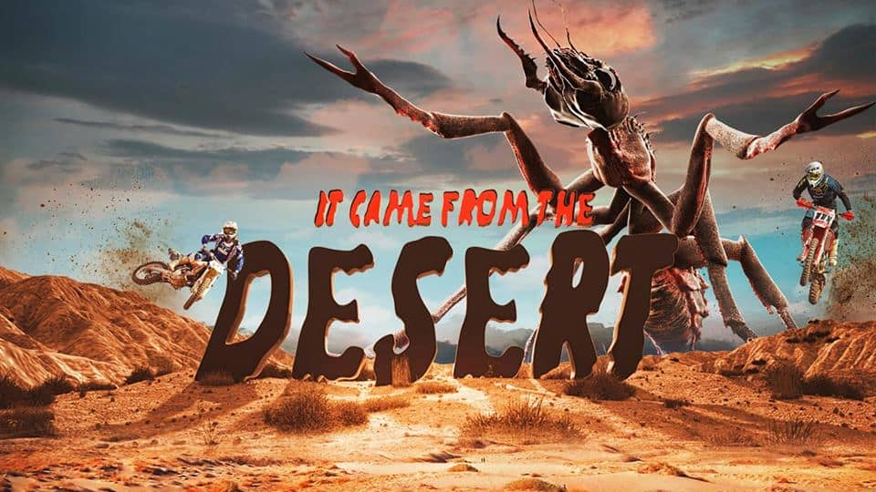 Game Movie Review It Came From The Desert 2017 Games