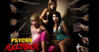 Psycho Sleepover 1
