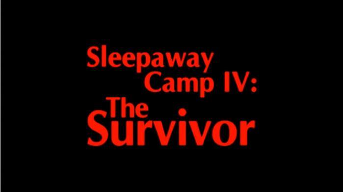 Sleepaway Camp IV 1