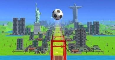 Soccer Kick 1