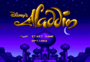 Game Review: Disney's Aladdin (Sega Mega Drive/Genesis)