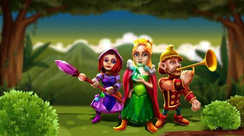 Gnomes Garden 1