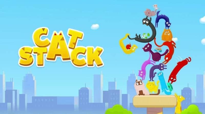 Cat Stack 1