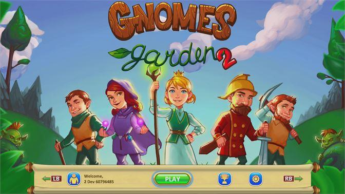 Gnomes Garden 2 1